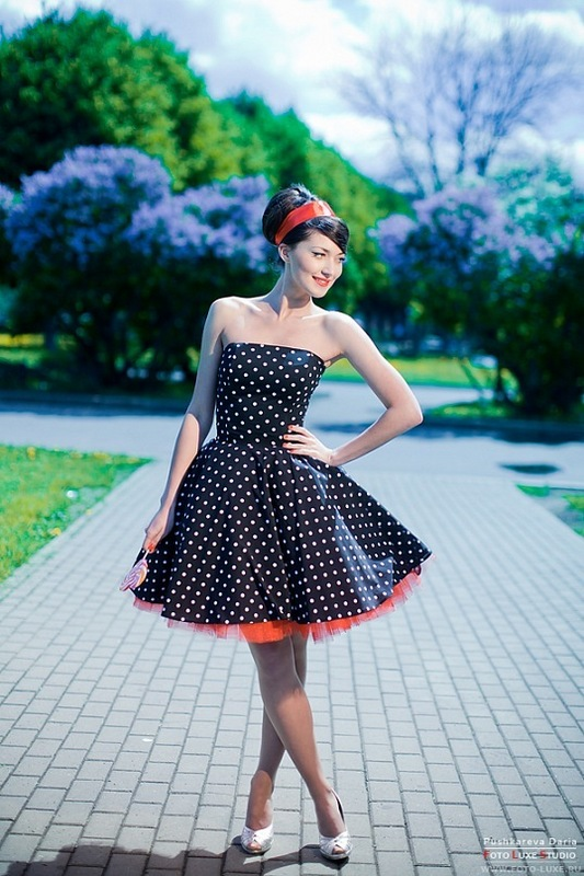 Платья Стиляги (в стиле 50-х) | Платья,сарафаны | Одежда женская ...
