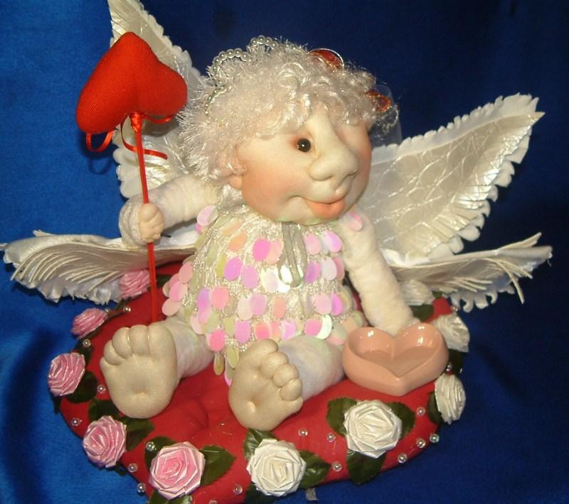 Ангел как подарок на свадьбу 864