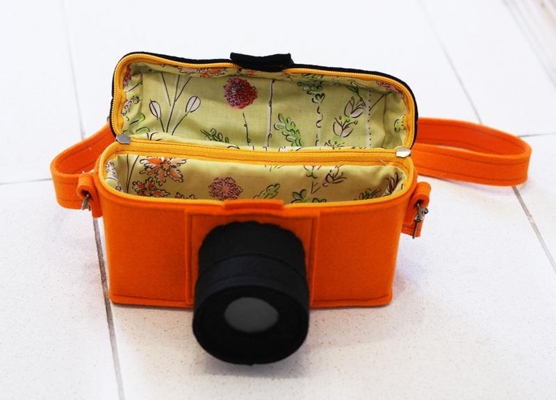 Сумки для фотоаппарата своими руками