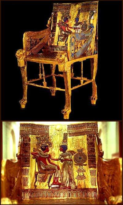 Искусство инкрустации в Древнем Египте Vision Истории ArtInHeart.ru